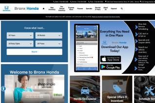 Bronx Honda reviews and complaints