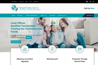 Broward Factory Service reviews and complaints