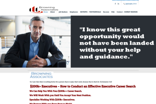 Browning Associates reviews and complaints