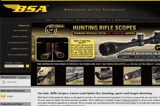 BSA Optics reviews and complaints