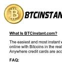 BTCinstant