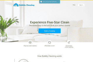 Bubbly Cleaning reviews and complaints