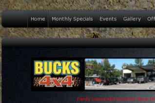 Bucks 4x4 Center reviews and complaints