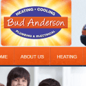 Bud Anderson Heating And Cooling reviews and complaints