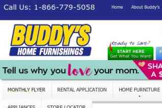 Buddys Home Furnishings reviews and complaints