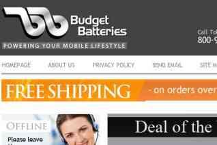 Budget Batteries reviews and complaints
