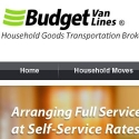 Budget Van Lines reviews and complaints