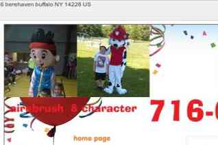 Buffalo Party Characters reviews and complaints
