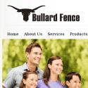 Bullard Fence