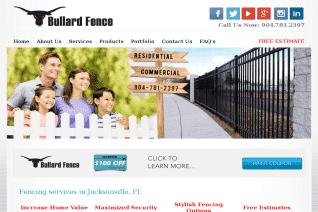 Bullard Fence reviews and complaints