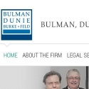 Bulman Dunie Burke and Feld