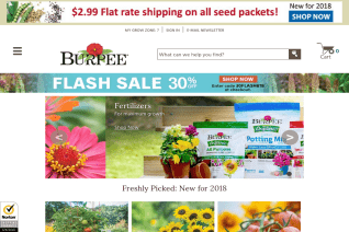 Burpee Seeds And Plants reviews and complaints