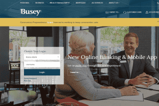 Busey Bank reviews and complaints