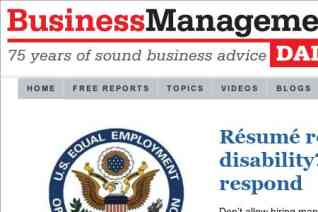Business Management Daily reviews and complaints