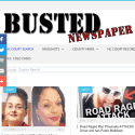 Busted Newspaper