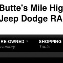 Buttes Mile High Chrysler Jeep Dodge Kia