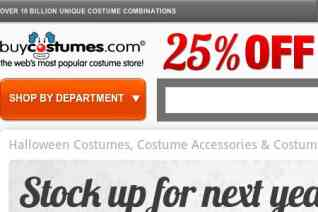 Buy Costumes reviews and complaints