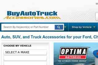 BuyAutoTruckAccessories reviews and complaints