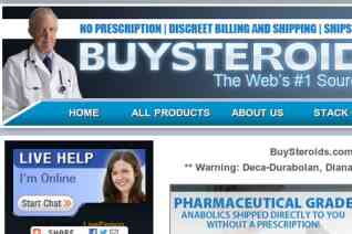 BuySteroids reviews and complaints