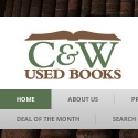C and W Used Books