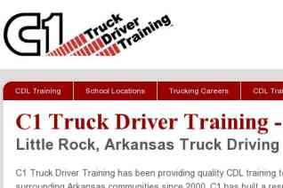 C1 Truck Driving School reviews and complaints