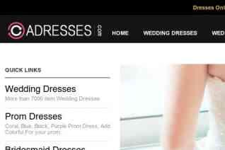 Ca Dresses reviews and complaints