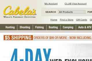 Cabelas reviews and complaints