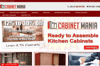Cabinet Mania reviews and complaints