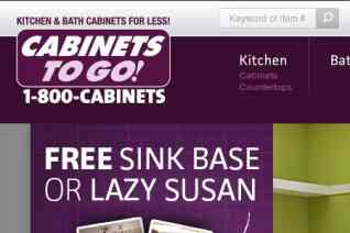 Cabinets To Go reviews and complaints