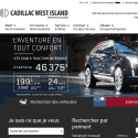 Cadillac West Island