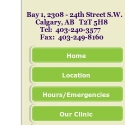 Calgary Avian And Exotic Pet Clinic