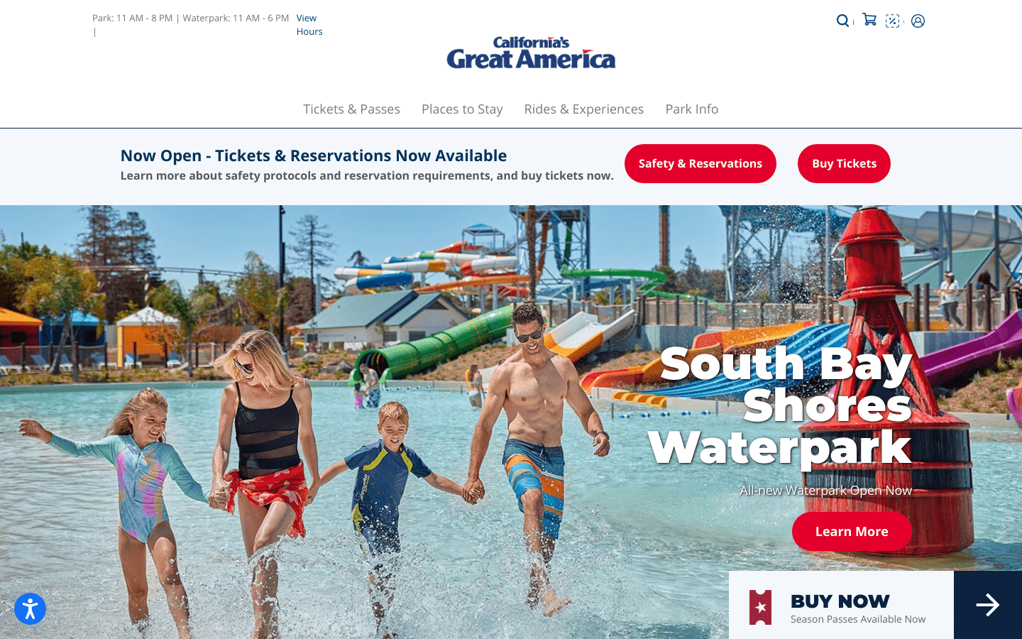 Californias Great America reviews and complaints
