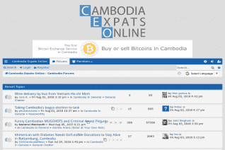 Cambodia Expats Online reviews and complaints