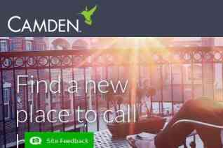 Camden Property Trust reviews and complaints