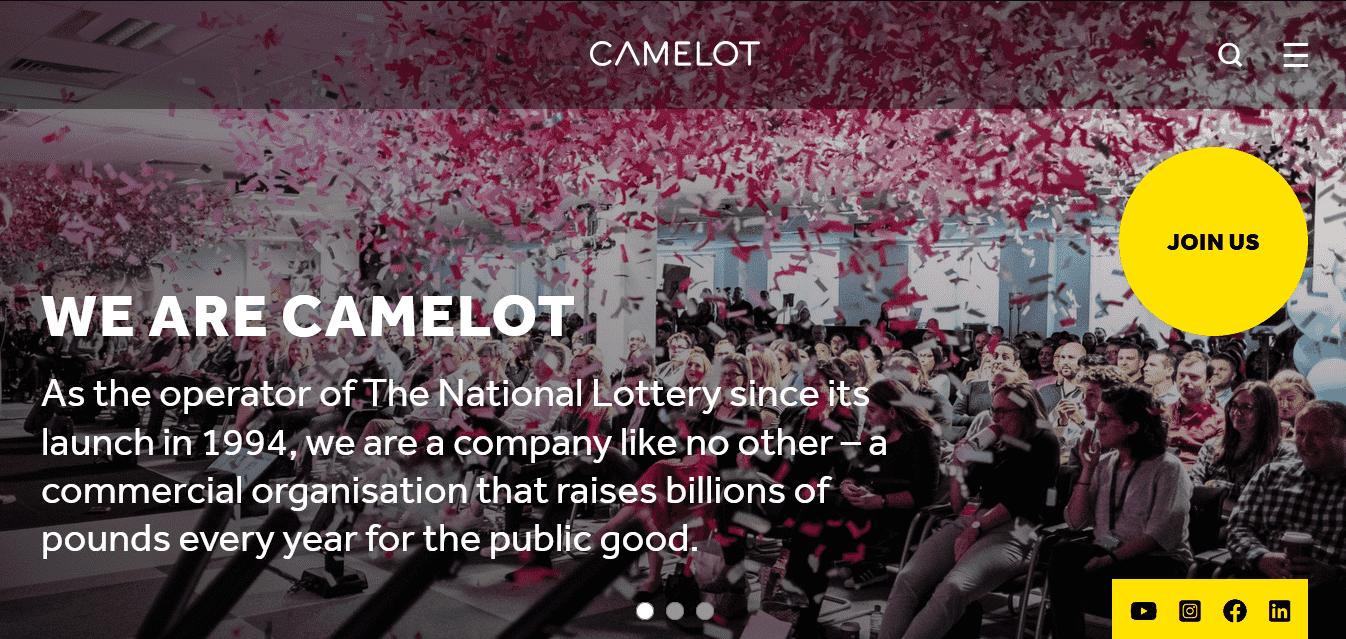 Camelot Group reviews and complaints