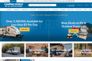 Camping World reviews and complaints