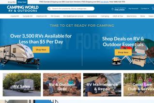 CampWorld reviews and complaints