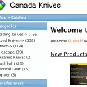 Canada Knives And Swords