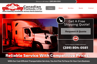 Canadian Flatbeds reviews and complaints