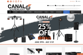 Canal Sound City reviews and complaints