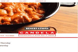 Candela Restaurant reviews and complaints