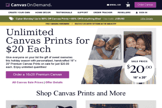 Canvas On Demand reviews and complaints