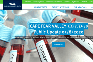 Cape Fear Valley Medical Center reviews and complaints