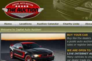 Capital Auto Auction reviews and complaints