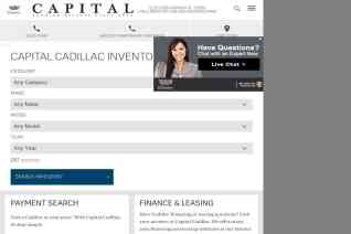 Capital Cadillac reviews and complaints