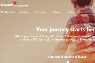 Capital One Investing reviews and complaints