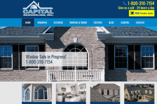 Capital Remodeling reviews and complaints