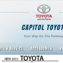 Capital Toyota Of Salem reviews and complaints