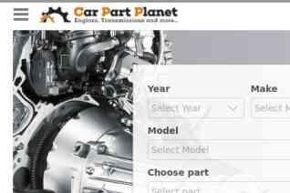 Car Part Planet reviews and complaints