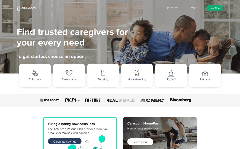 Care Com reviews and complaints